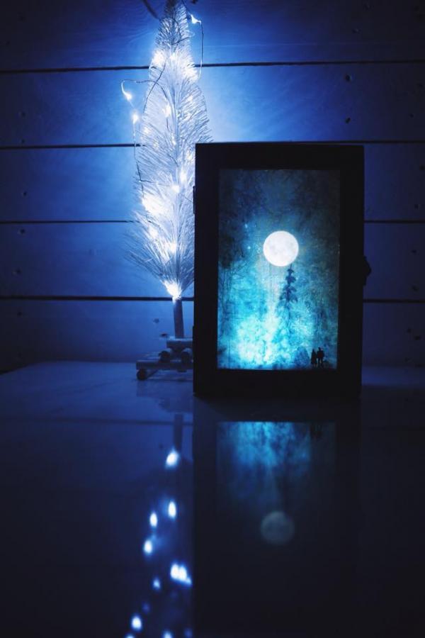 聖誕限定!Starology冬月小夜燈工作坊
