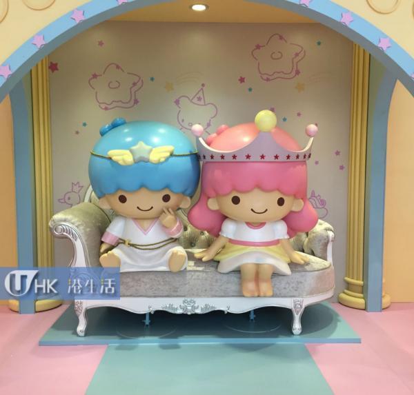 Little Twin Stars主題餐廳登陸屯門