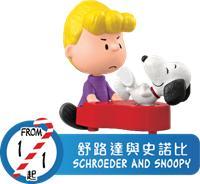開心樂園餐Snoopy & Friends玩具