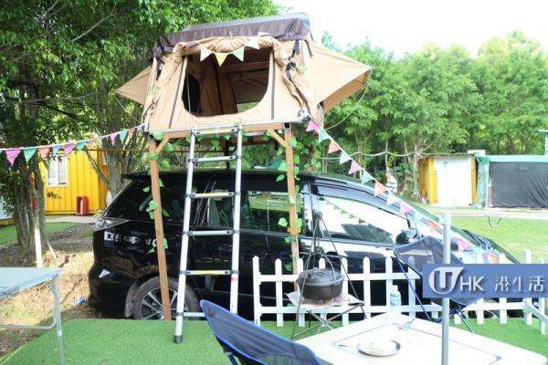 半價體驗!名樂村汽車露營12月優惠