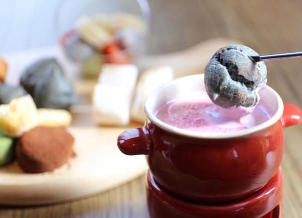 Espuma推出紫薯、抹茶火鍋