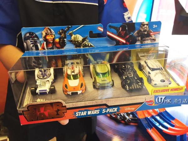 免費派玩具車!Hot Wheels貨車巡迴香港