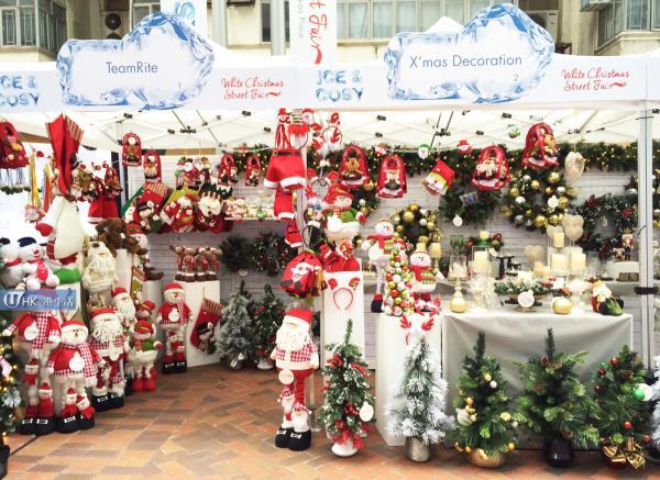 太古白色聖誕市集2015