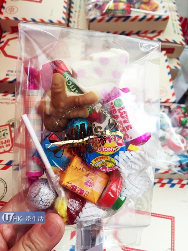 $60蚊聖誕糖果盒