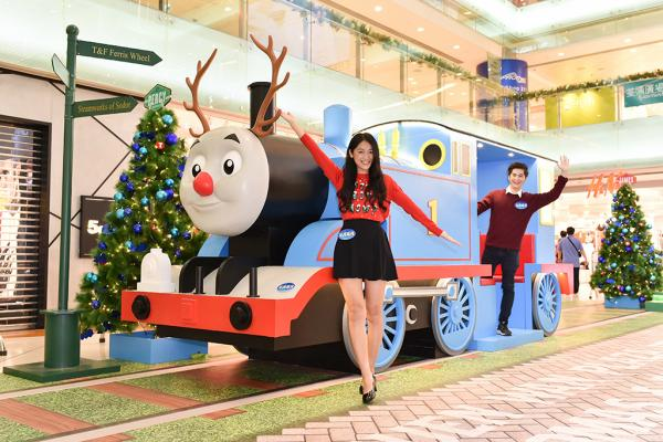 Thomas &Friends 聖誕奇遇之旅