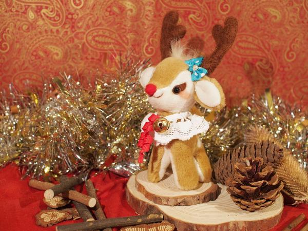 免剪裁聖誕娃娃工作坊