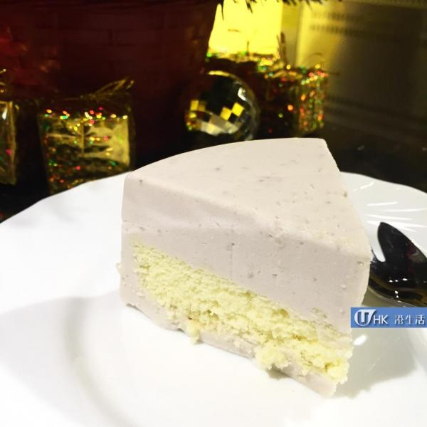 冬日首推!香芋輕芝士蛋糕登陸諾亞
