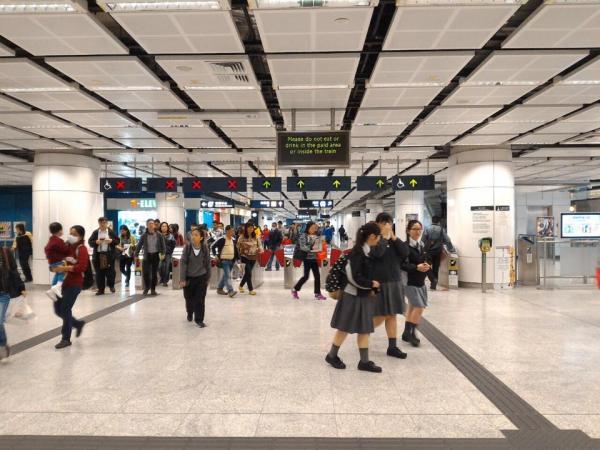 港鐵節折賞 成人半價、長者小童$1優惠(圖:FB@MTR)