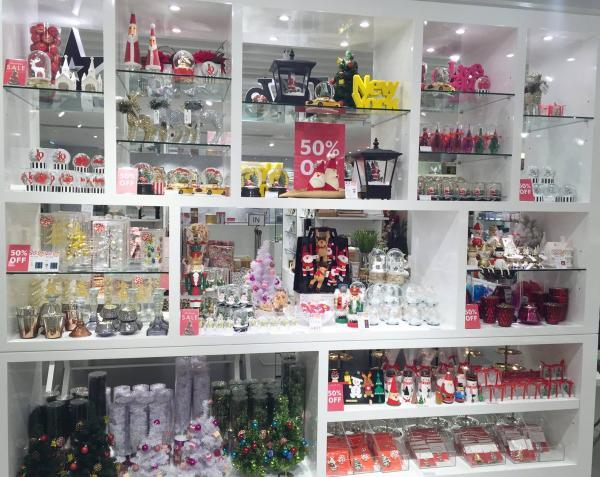可享半價!Francfranc精選聖誕產品優惠(圖:FB@Francfranc)