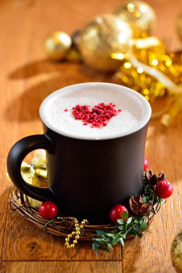 聖誕限定!紅絲絨系列甜品登陸韓冰