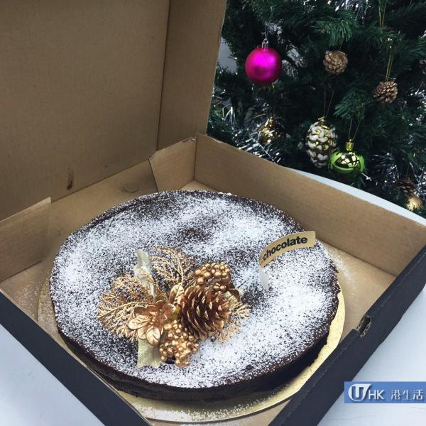 Awfully Chocolate聖誕系列蛋糕