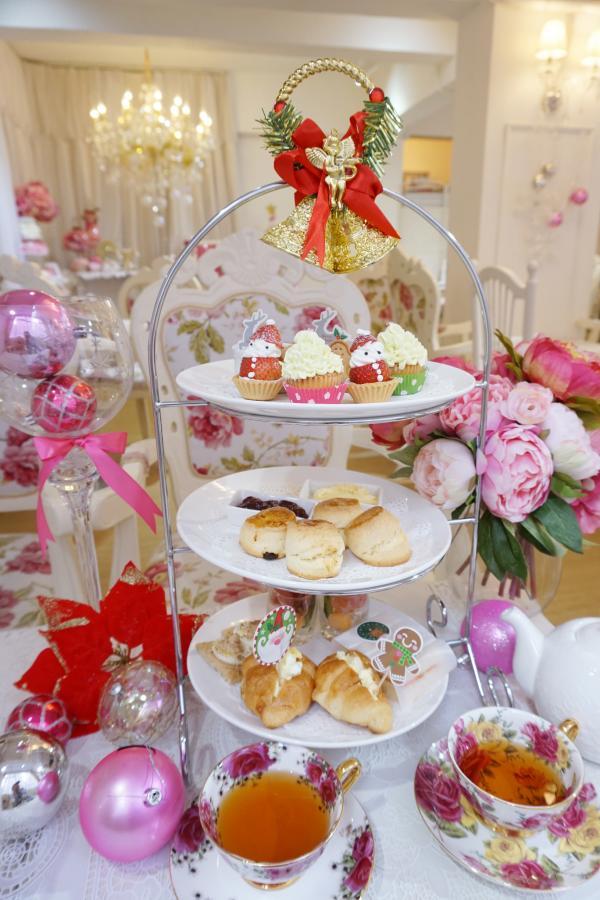 L'Tea Room聖誕特別版英式下午茶