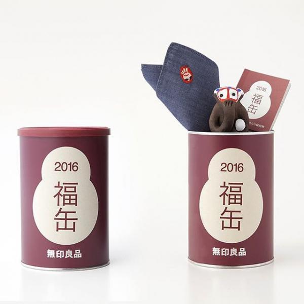迎接新年!無印良品推日本限量福罐