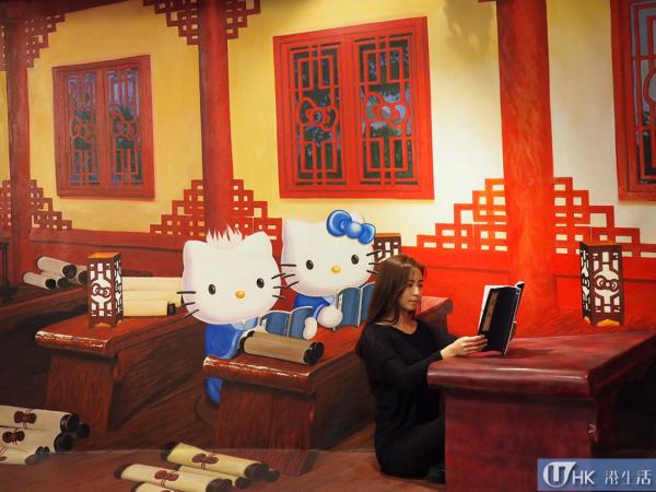 Kitty扮孫悟空! Sanrio家族3D展1月有得影