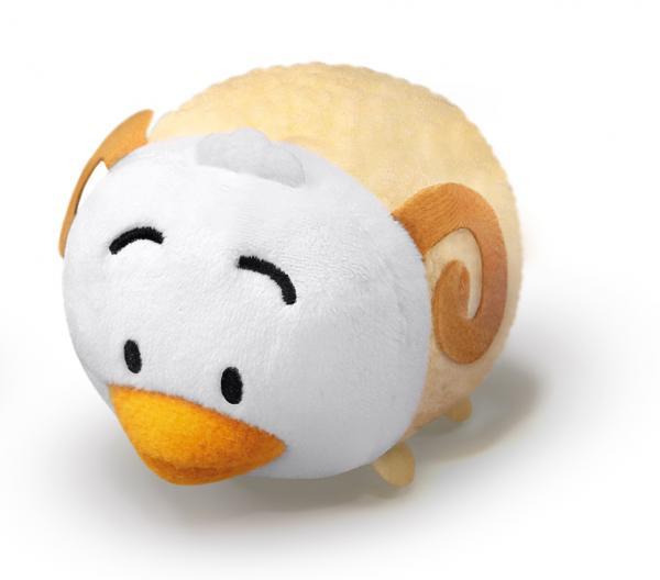 登上Kitty熱氣球!7-Eleven 全新「扮」動物毛公仔
