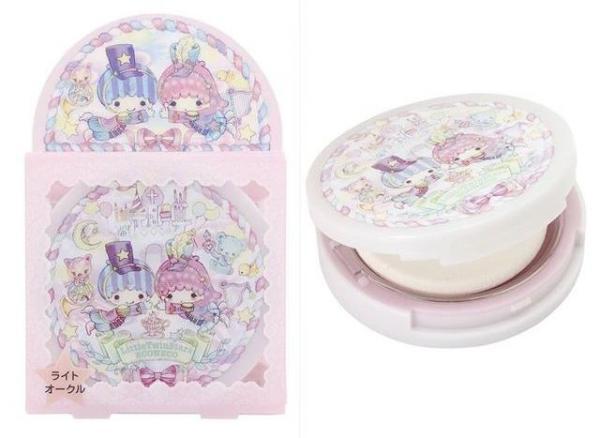 SASA有售!日本ECONECO X Little Twin Star化妝品