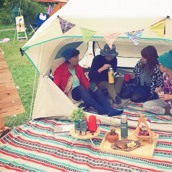 露營愛好者必到!全港首個戶外用品展─港造營 (圖:FB@gong2cou3jing4)