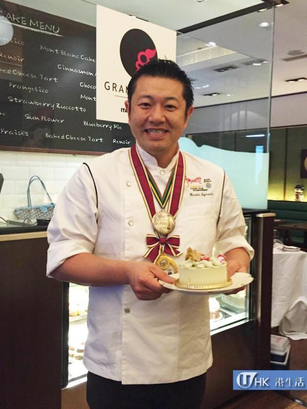 $78二人份下午茶!得獎蛋糕現身日本甜品店