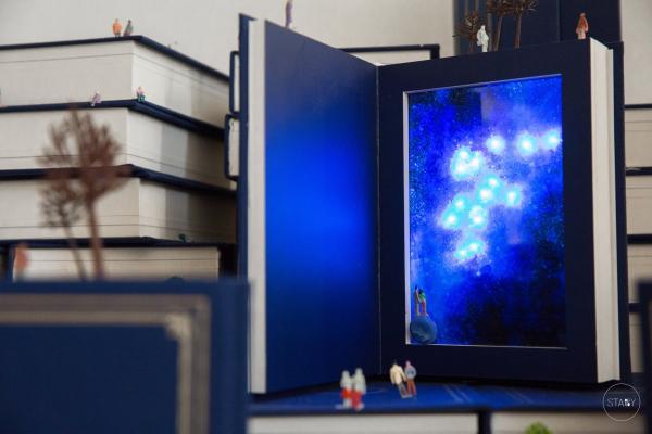 情人節限定! Starology 12星座書燈工作坊 (圖:FB@FB@ starologystudio)