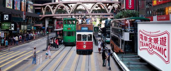 復古電車開動!一小時帶你穿梭港島(圖:官網)