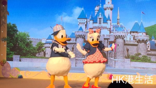 迪士尼換上新裝