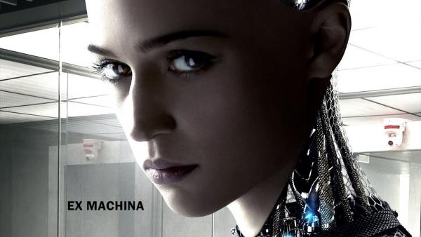 《Ex Machina》(虛擬智能)(圖:youtube@HUANG)
