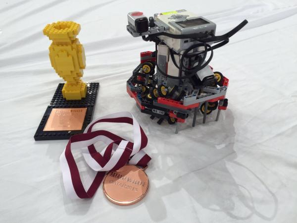 足球機械試玩4D食物打印機!鑽石山科技嘉年華