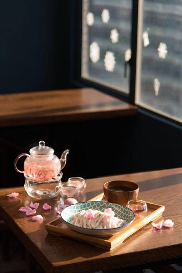 白色情人節必食!尖沙咀歎粉紅櫻花套餐