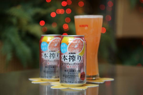 日本麒麟一番搾
