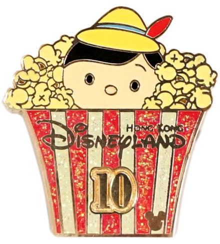 TsumTsum系列亮相 迪士尼徽章交換同樂日