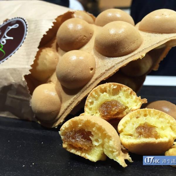 香港首創流心蜂蜜餡!Modos再推出新口味雞蛋仔