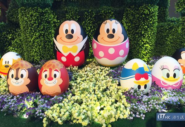 唔一定入迪士尼!15隻「花蛋」市區出沒