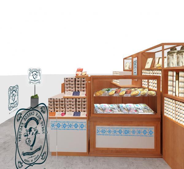 全球率先發售新品!Tokyo Milk Cheese Factory限定店