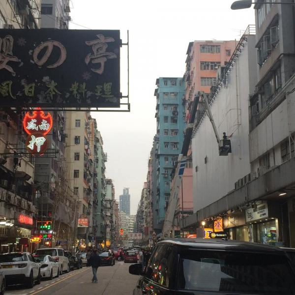 HKwalls第三屆街頭藝術節 (圖:FB@HKwalls)