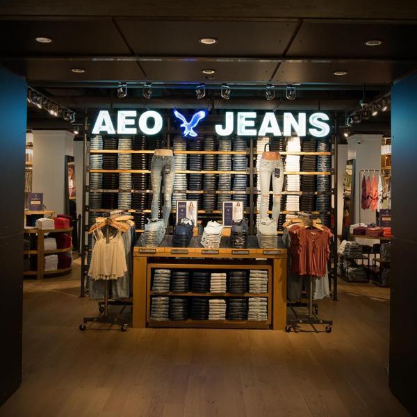 圖: FB@American Eagle Outfitters