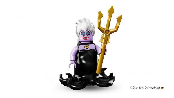 香港即將有售!LEGO Disney Mini-figures 系列