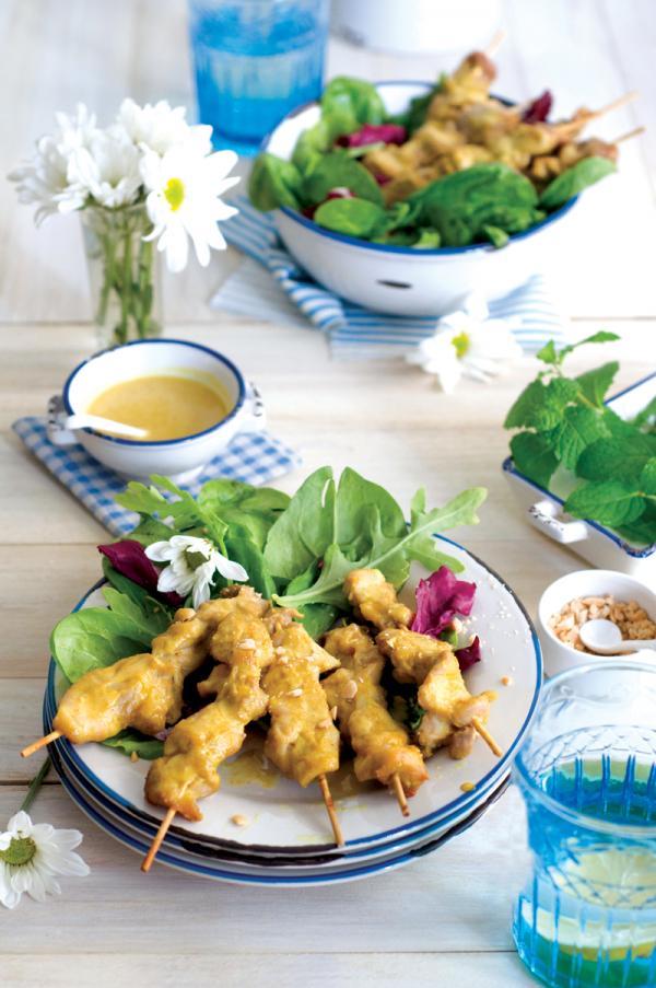 東南亞僑民美食