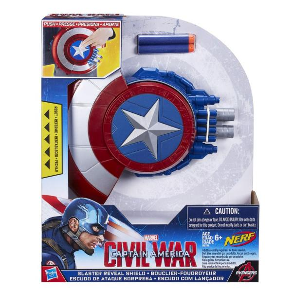 UA POP變身主題店 《美國隊長3:英雄內戰》