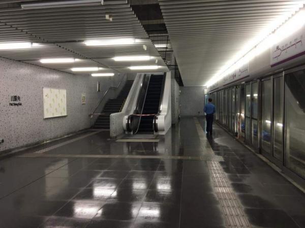 訪尋神秘百勝角車站!消防及救護學院再度開放(FB@MTRiders)