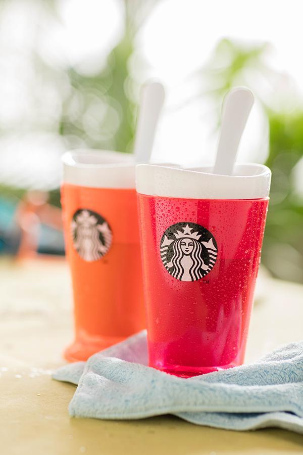 繽紛夏日!Starbucks 初夏系列新杯