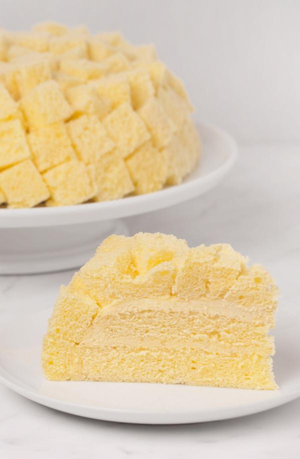 「吉士海綿蛋糕」(Mimosa)