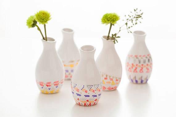 童窯陶藝設計工作室所舉辦的「童窯陶藝手繪工作坊」。(圖: fb@Hobbees)