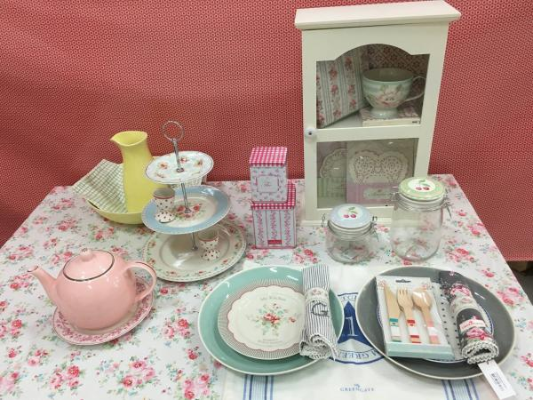 丹麥家品greengate 廚具開倉低至5折(圖:FB@ GreenGate 25 Years Jubilee Warehouse Sales)
