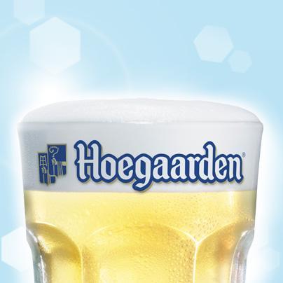 考你酒量!贏走Mega限量版Hoegaarden酒杯