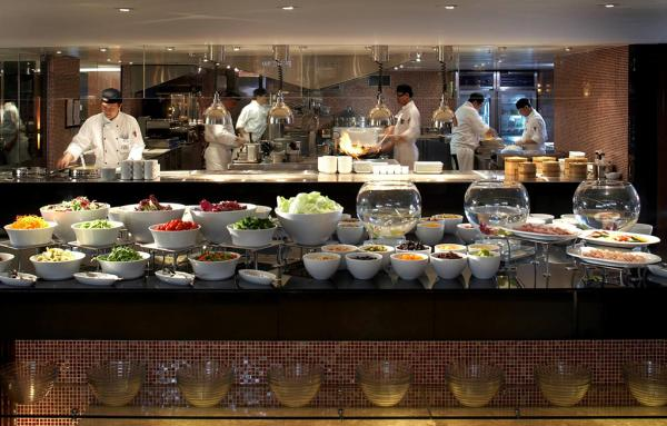 幸運號碼有折!香港萬怡酒店自助餐優惠(圖:FB@Courtyard by Marriott Hong Kong)