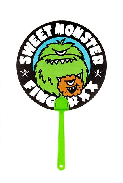 fingercroxx x SWEET MONSTER 聯乘期間限定pop-up