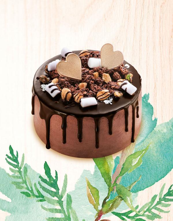 延續愛!美心西餅母親節蛋糕系列
