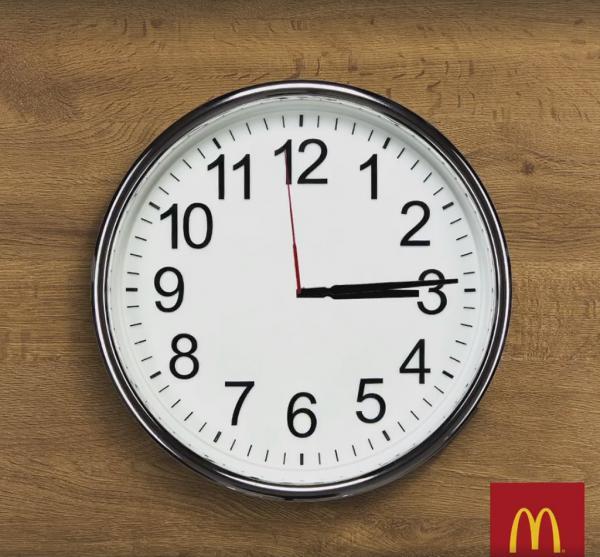 期間限定!麥當勞$10雞翼下午茶(圖:FB@McDonalds)