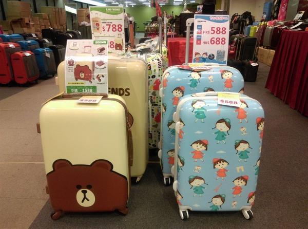 旅行用品、家品、運動便服大特賣