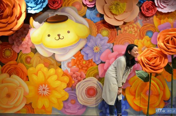 Sanrio家族3D畫展